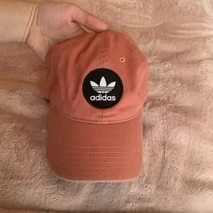 🌟2 for $8 Hats🌟 Adidas Salmon Pink Hat